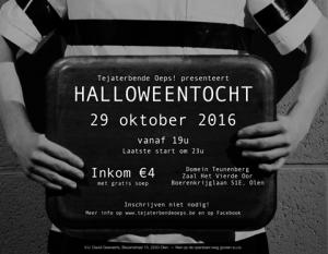 Halloweentocht (2016)