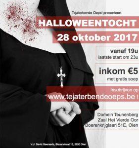 Halloweentocht (2017)