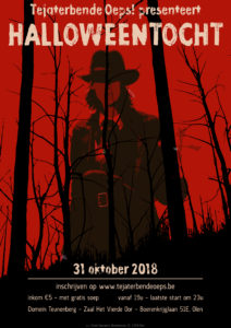 Halloweentocht (2018)