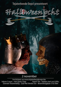 Halloweentocht (2019)